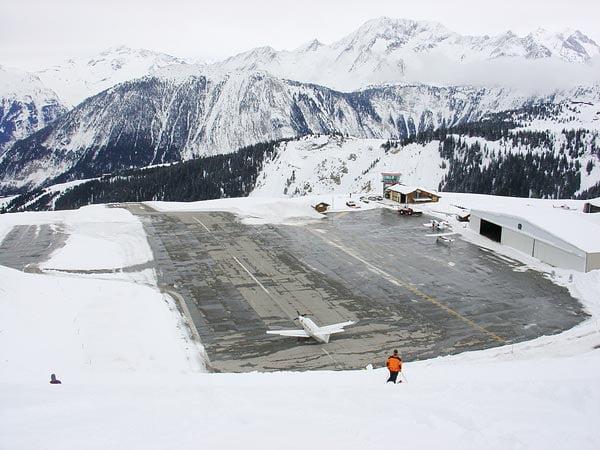 فرودگاه کورچول فرانسه