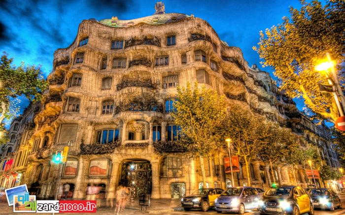 مکان های دیدنی بارسلونا