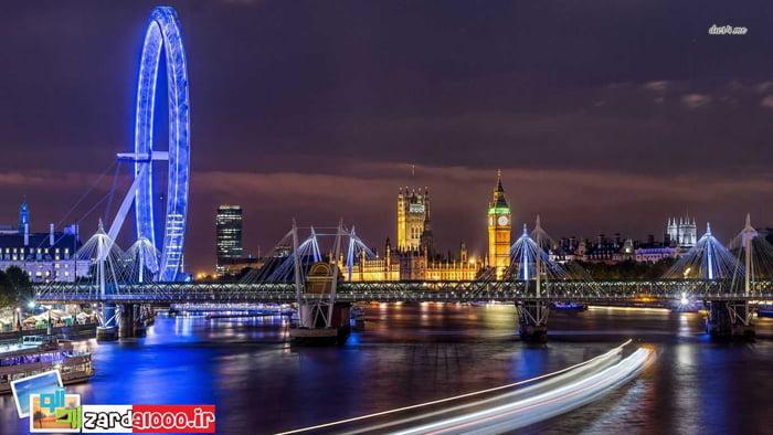مکان های دیدنی لندن