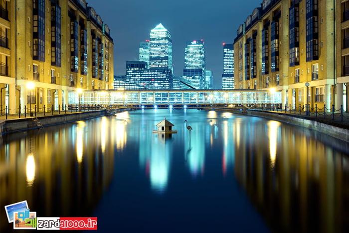 جاذبه های لندن