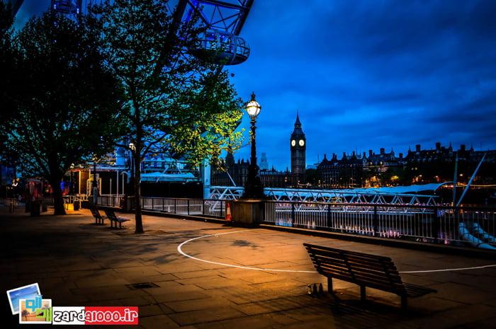 دیدنیهای لندن