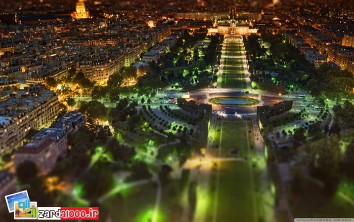 دیدنیهای پاریس