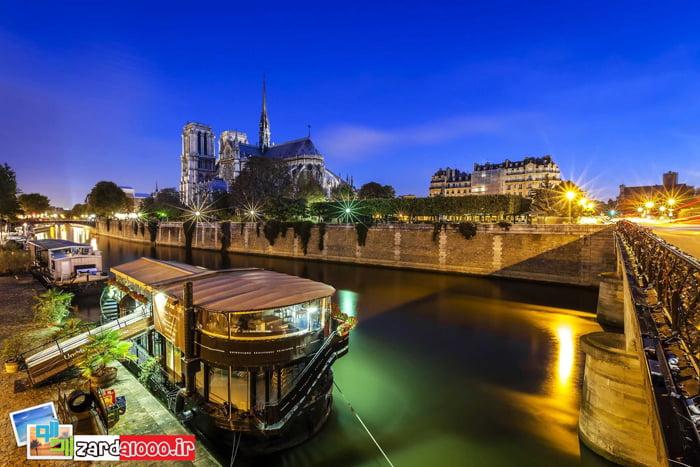 گردشگری پاریس
