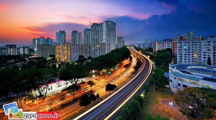 ديدنيهاي سنگاپور