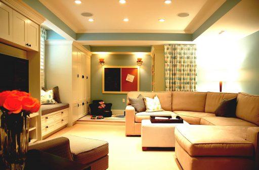 ایده های نورپردازی برای  خانه شما و جانمایی نور در طراحی داخلی