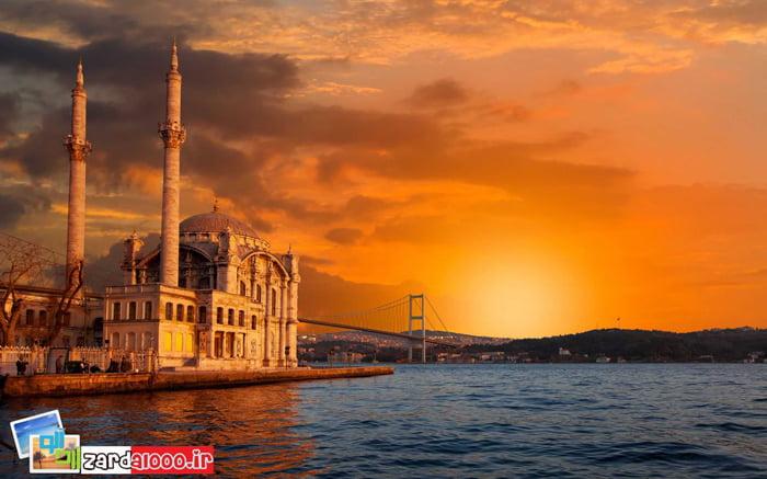 جاذبه استانبول