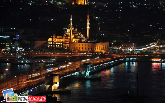 جاهاي ديدني استانبول