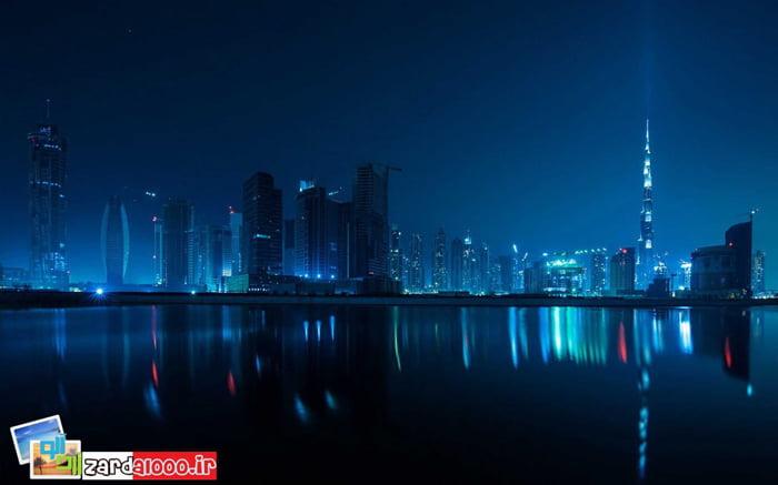 جاذبه های گردشگری دبی