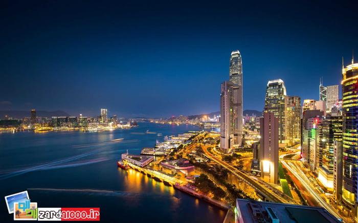 کشور هنگ کنگ