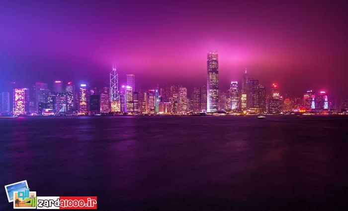 شهر هنگ کنگ