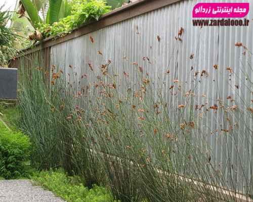 نمونه های شیک از طراحی حیاط و فضای باز
