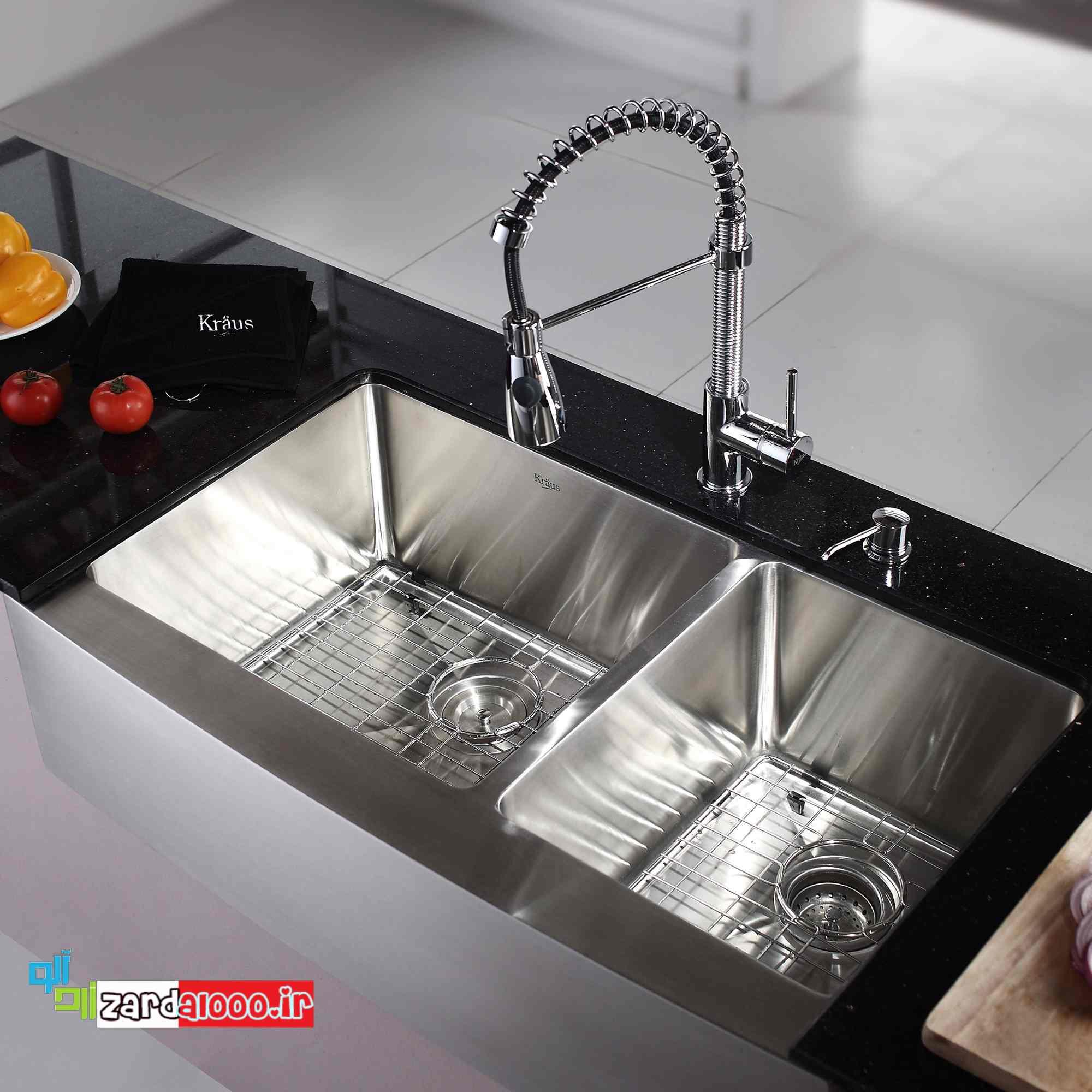 کابینت ظرفشویی - سینک ظرفشویی جدید - بهترین برند سینک ظرفشویی