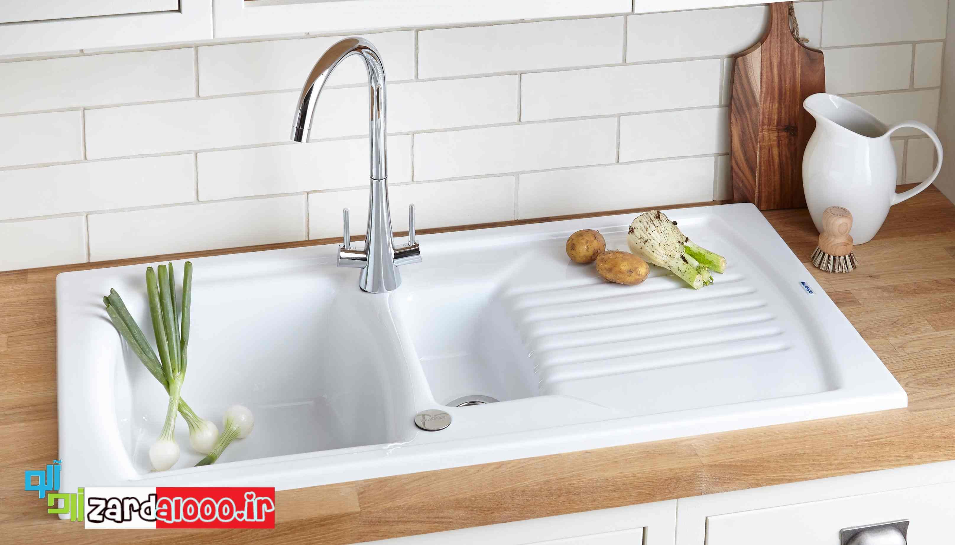 جدیدترین سینک ظرفشویی - سینک خارجی - بهترین مدل سینک ظرفشویی