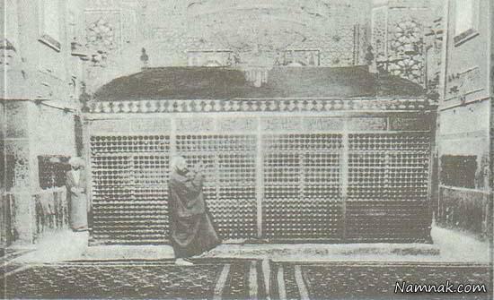 ضریح حضرت علی