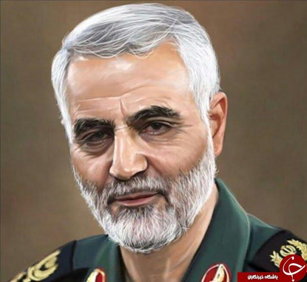هشدار سردار سلیمانی تجزیه طلبان کردستان عراق