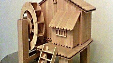 Photo of ساخت وسایل تزیینی با چوب بستنی ایده های جالب و کاربردی