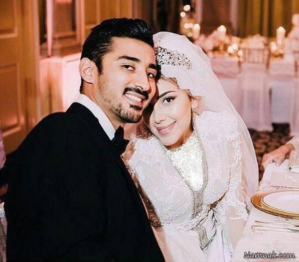 عکس های جدید مراسم ازدواج رضا قوچان نژاد در هلند