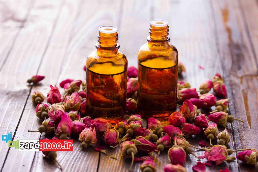 روغن میوه گل رز به بازسازی سلولهای پوست نیز کمک میکند.