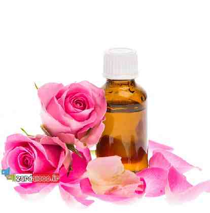 روغن گل رز برای از بین بردن لکه های پوستی