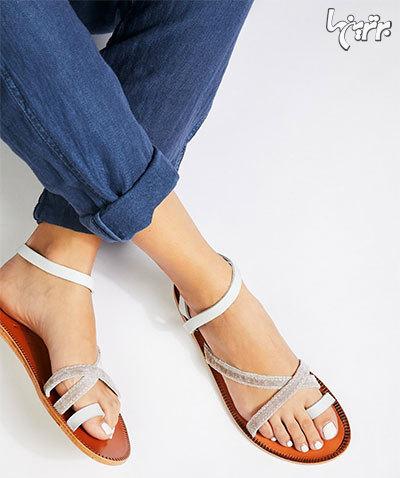 جدیدترین کلکسیون کفش های زنانه، مخصوص تابستان