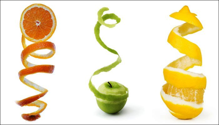 این میوه ها را با پوست بخورید !
