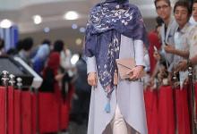 Photo of مدل مانتو بازیگران در مراسم جشن حافظ ۱۳۹۶
