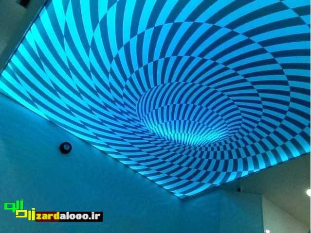 تصاویر سقف کشسان
