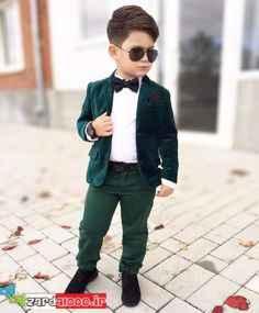 لباس مجلسی برای پسر بچه