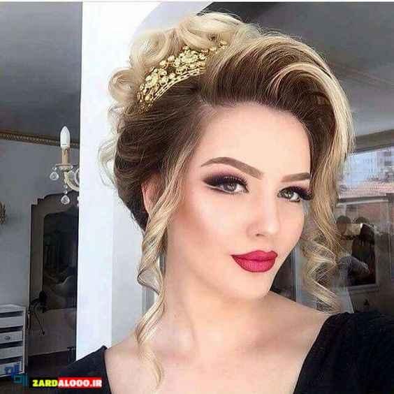 مدل موی شینیون