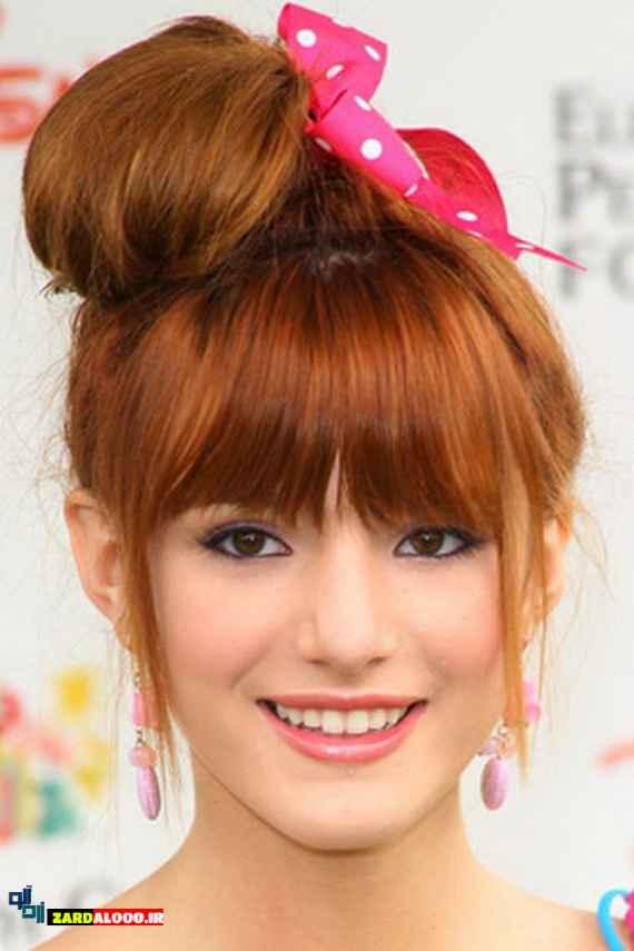 مدل موی خرد زیبا
