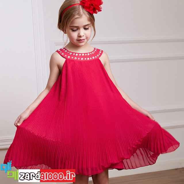 لباس مجلسی دخترانه 2018