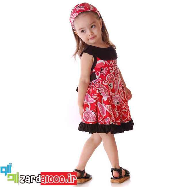 عکس مدل لباس بچه گانه مجلسی