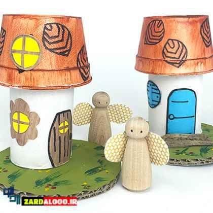 ساخت عروسک های شاد برای اتاق خواب کودک