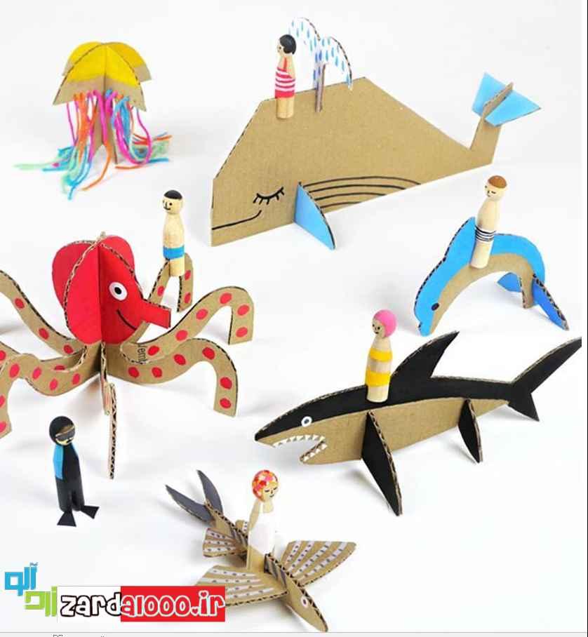 پرورش خلاقیت کودکان