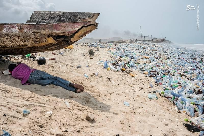 کثیف ترین ساحل دنیا