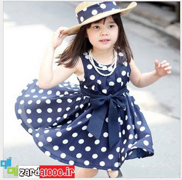 عکس لباس مجلسی شیک برای دختر بچه ها