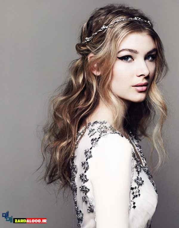 شیک ترین مدل موی دخترانه