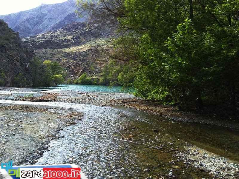 طبیعت شهرستان آب بر