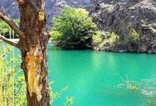 Photo of طبیعت در یاچه کردآباد آب بر از توابع شهر آبْبَر طارم