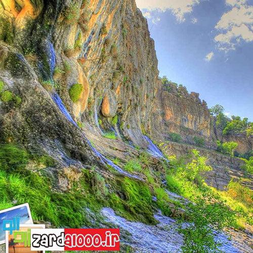 طبیعت بسیار زیبا و بکر شهرستان آبدانان استان ایلام+تصاویر
