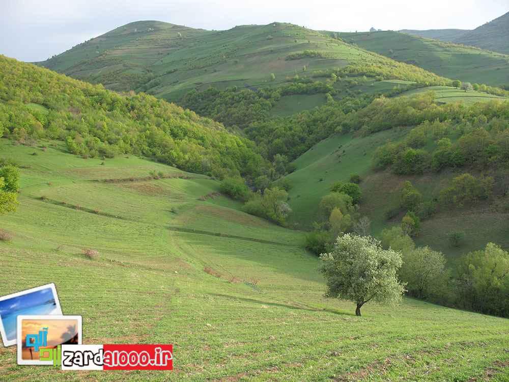 طبیعت شهرستان کلیبر
