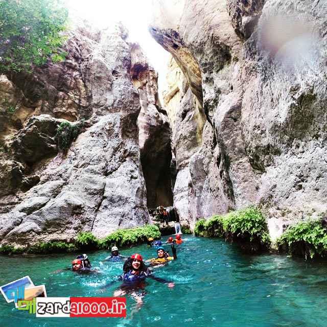 جاذبه های طبیعی ایران
