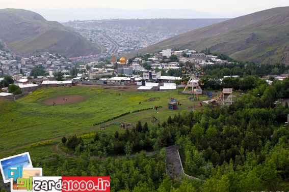 زیبایی های استان اردبیل