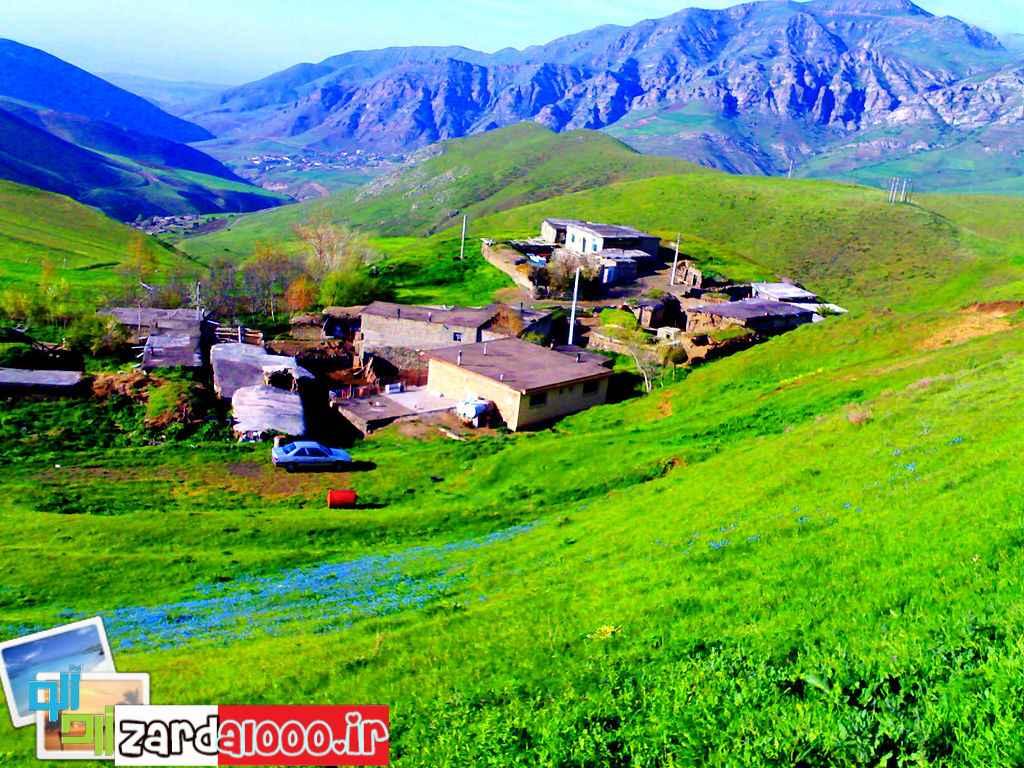 روستای خان کندی گرمی
