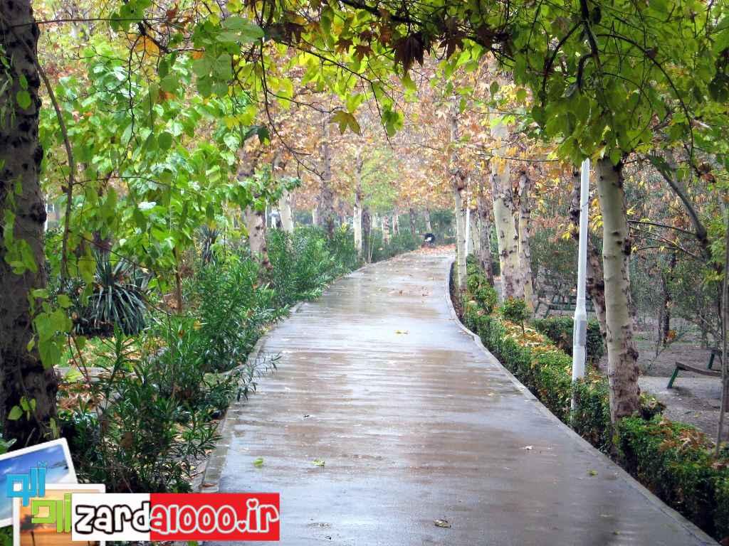جاهای با صفای تهران