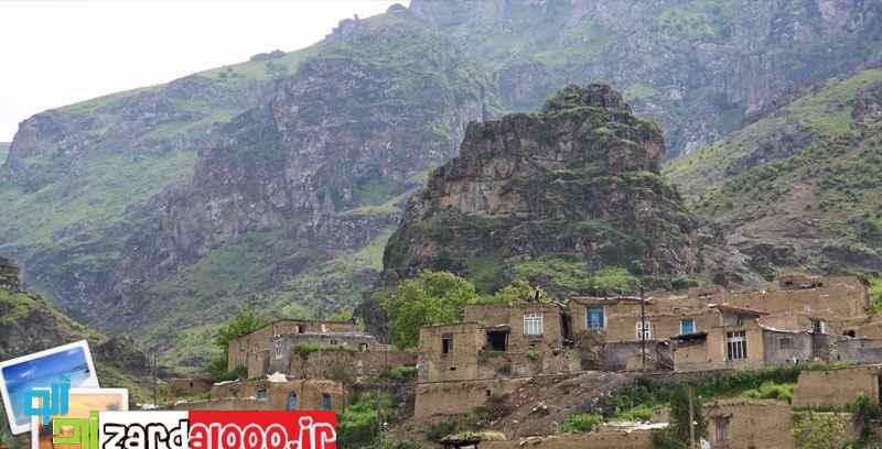 طبیعت شهرستان گرمی اردبیل-قطعه ایی بسیار زیبا از طبیعت ایران