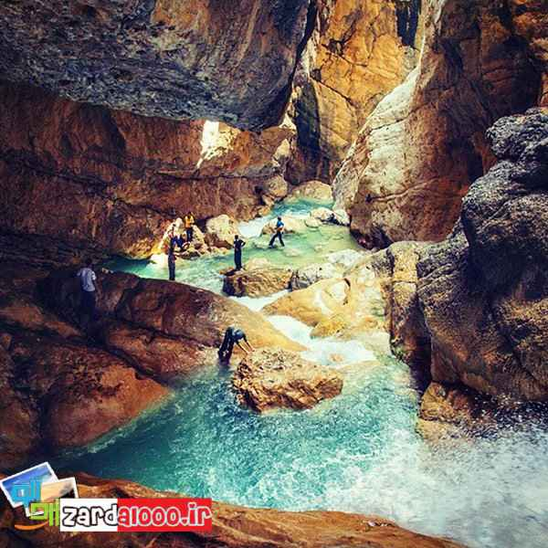 مناطق زیبای استان فارس
