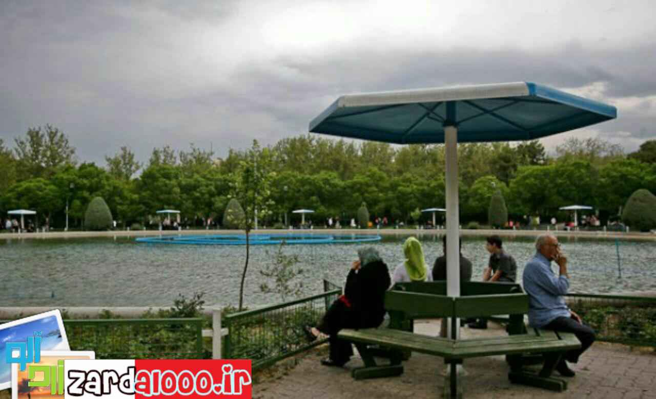 مناطق زیبای تهران