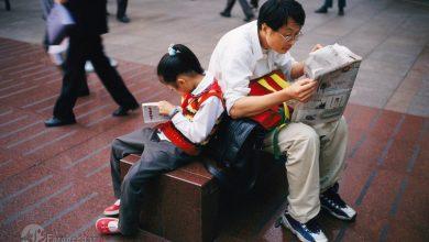 Photo of تصاویر/ پدرها و فرزندها در صد سال گذشته