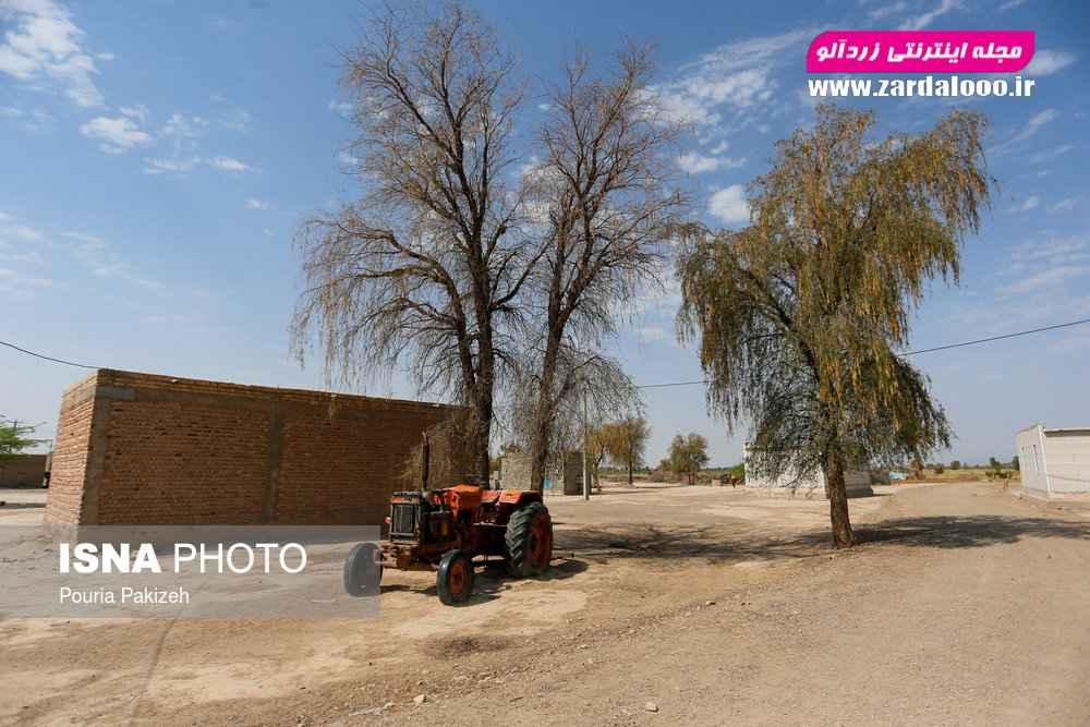 کم آبی و خشکسالی از مهمترین مشکلات مناطق محروم شهرستان قلعه گنج است که زندگی در این منطقه را سختتر کرده است.